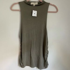 Sage Green Urban Outfitters T Shirt Tank Size L